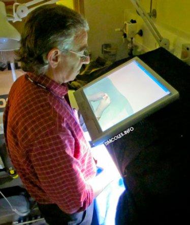 Derek Gould Uses PalpSim